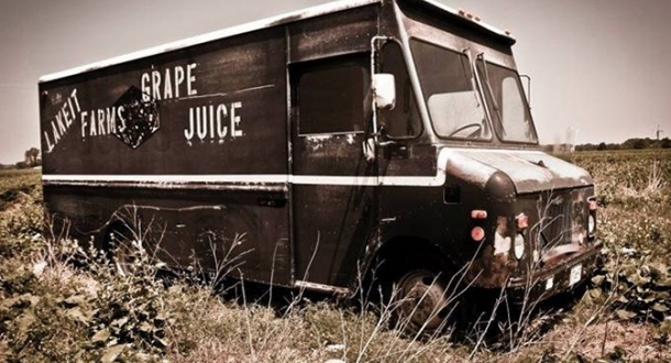 Caroline Cellars Juice Truck