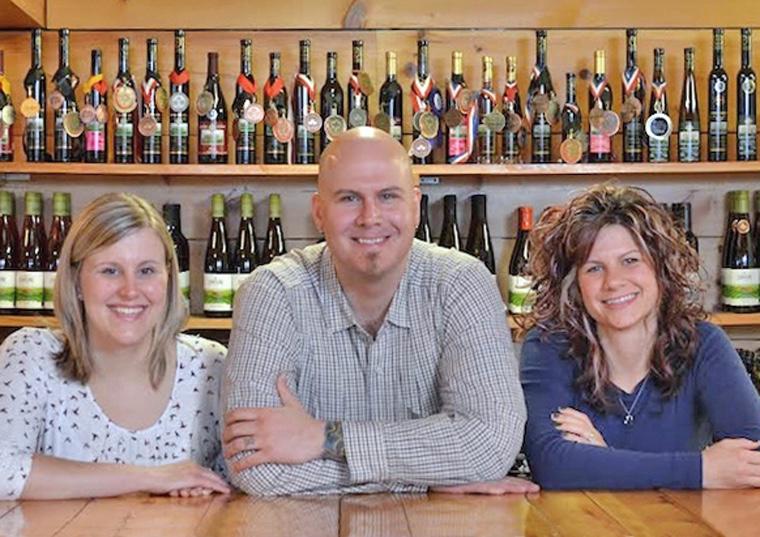 Caroline Cellars Staff