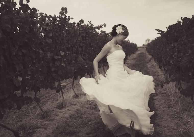 Caroline Cellars Wedding C&R 2012