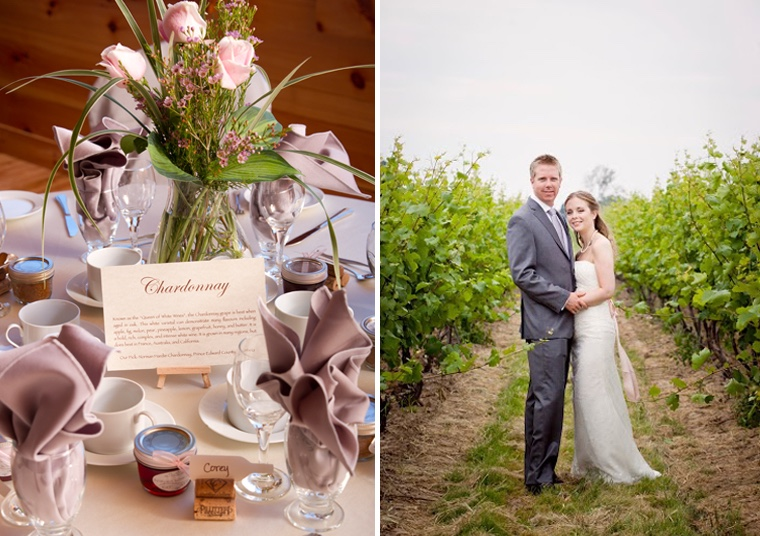 Caroline Cellars Wedding E&T 2013