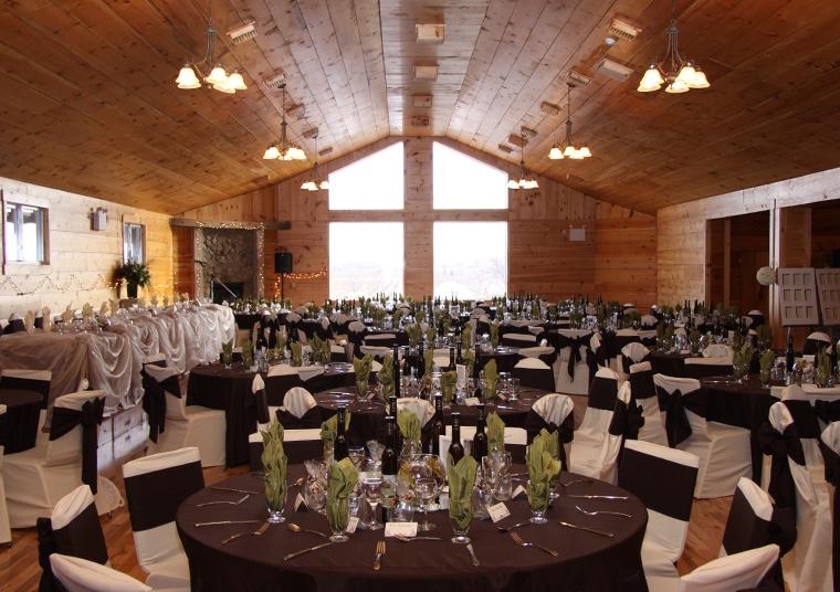 Caroline Cellars Wedding R&R 2012
