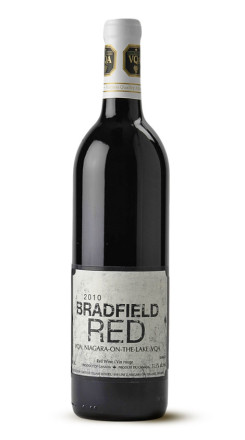 Caroline Cellars Wine 2010 Bradfield Red VQA