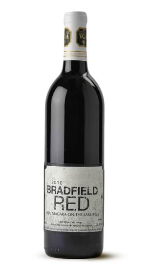 Caroline Cellars Wine 2010 Bradfield Red VQA