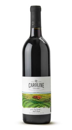 Caroline Cellars Wine 2010 Farmers Meritage VQA