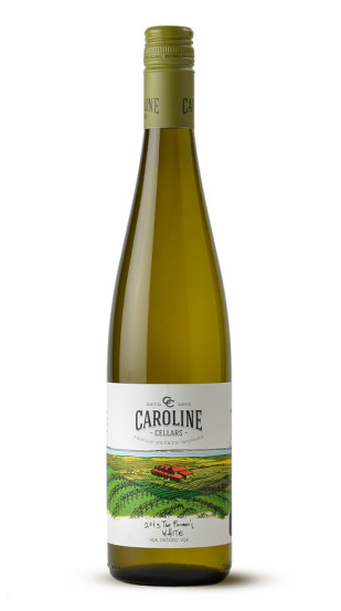 Caroline Cellars Wine 2013 Farmer's White VQA