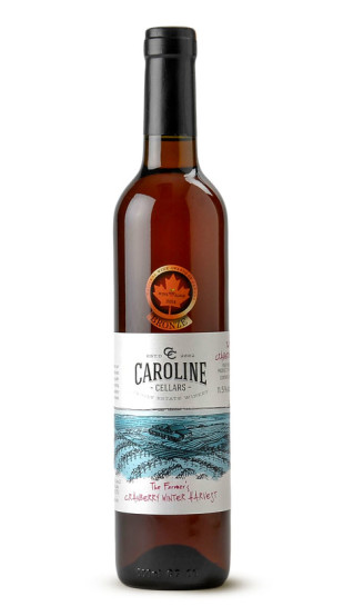 Caroline Cellars Wine Farmers Cranberry Winter Harvest