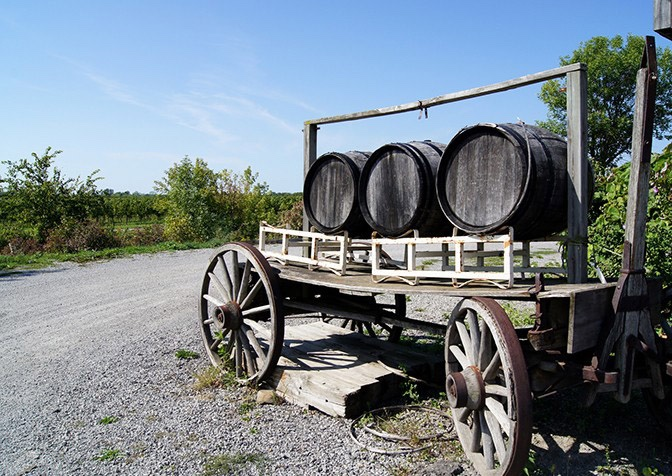 Caroline Cellars Wagon